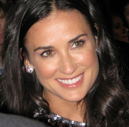 The aging of Demi Moore | Antiaging Innovation | Scoop.it