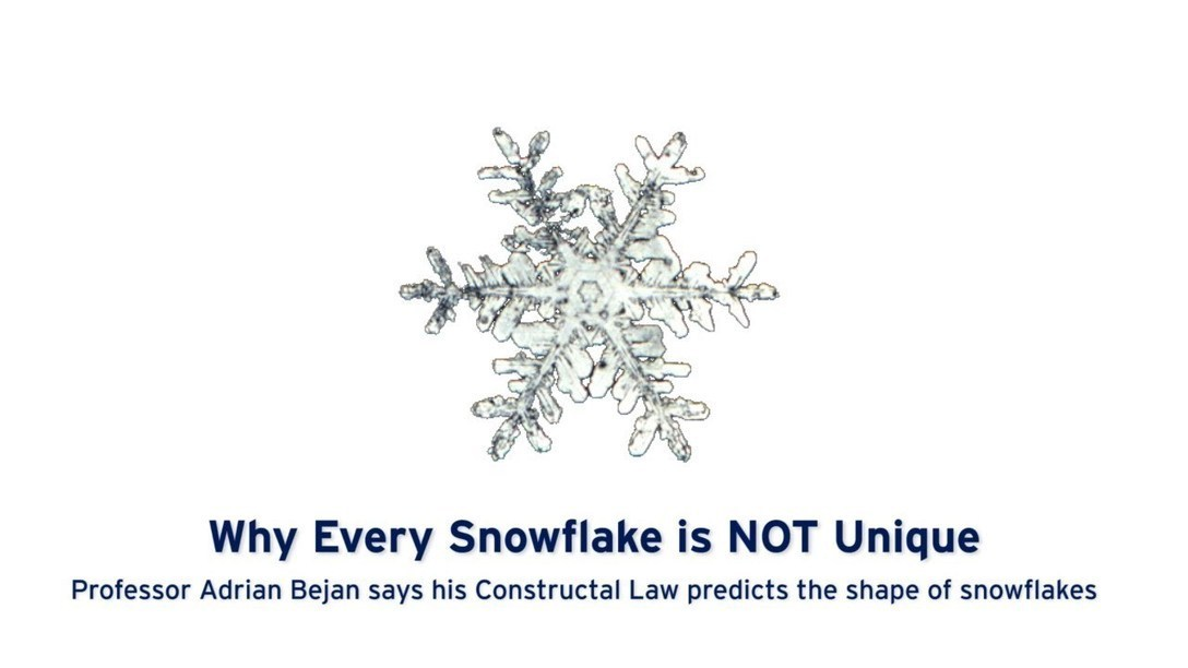 Why Every Snowflake is NOT Unique - YouTube | C