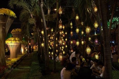 Il grande Tet a Ho Chi Min City, la splendida festa del capodanno cinese | Adventure Travels & Photo Tales | Scoop.it