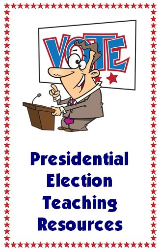 Presidential Election Teaching Resources | Seasonal Freebies for Teachers | Scoop.it