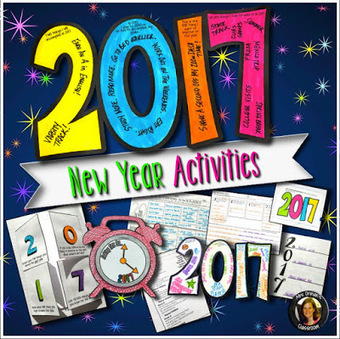 New Year Resolutions & Goals Activities | Common Core Resources for ELA Teachers | Scoop.it