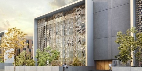 Développement durable : 35 000 m2 de bureaux à énergie positive en projet à Toulouse | La lettre de Toulouse | Scoop.it
