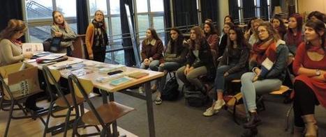 LP2I : elles mettent les sciences au féminin - 30/11/2016, Jaunay-Clan (86) - La Nouvelle République | Espace Mendes France, Poitiers | Scoop.it