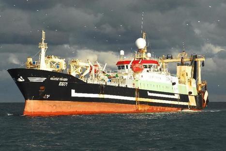 Un des plus gros chalutiers du monde dérouté sur Cherbourg   La Manche Libre cherbourg   Actu Basse-Normandie (La Manche Libre)   Scoop.it