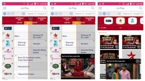 Jio Tv App Download Enjoy 400 Channels Online