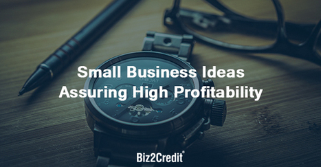 These Small Business Ideas Don't Require Huge Investment – Biz2Credit.in | Business and Finance | Scoop.it