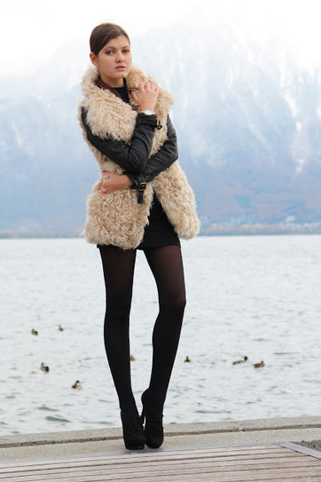 THE RUSSIAN CODE: FUR AND LEATHER FOR FALL | Swiss fashion bloggers | Scoop.it