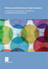Efficiency and effectiveness in higher education: A report by the Universities UK Efficiency and Modernisation Task Group | 9ine + education + technology = redefinition + transformation | Scoop.it