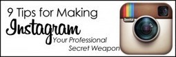 9 Tips for Making Instagram Your Professional Secret Weapon | Visual Content Strategy | Scoop.it