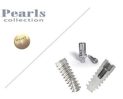 Pearl Implant System by Zakton - MedicalExpo | Dental Implants | Scoop.it