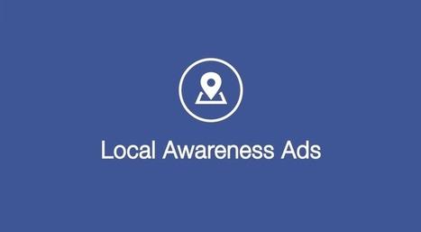 Facebook Lance les Annonces Locales pour les TPE et PME en France | Emarketinglicious | Veille Réseaux sociaux | Scoop.it