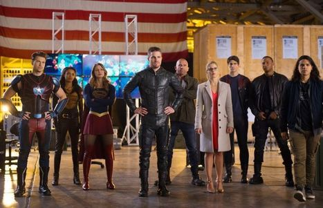 Arrowverse Executive Producers on the Fallout from the Dominators Crossover   ARROWTV   Scoop.it