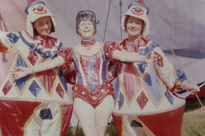Vintage Disney Show Costumes | Herstory | Scoop.it