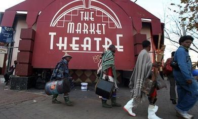 South Africa's 'theatre of struggle' appoints first black artistic director | Music, Theatre, and Dance | Scoop.it