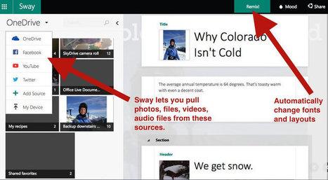 PowerPoint est dépassé, même pour Microsoft | Pedago TICE | Scoop.it
