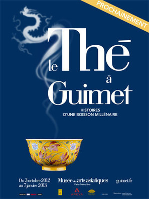 Musée Guimet - Le thé, histoire d'une boisson millénaire - du 3 octobre au 7 janvier 2013   Les expositions   Scoop.it