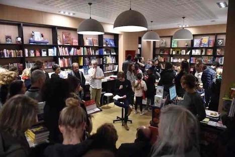Nuit de la lecture : 250.000 visiteurs accueillis en librairies et bibliothèques | LAURENT MAZAURY : ÉLANCOURT AU CŒUR ! | Scoop.it