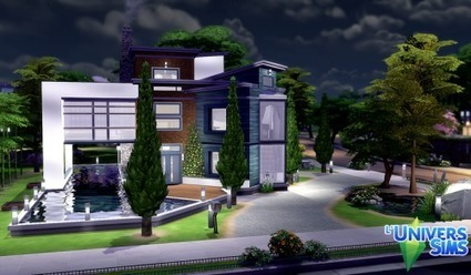 Maison In Les Sims Page 4 Scoop It