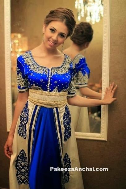 Moroccan Kaftan Dresses 2016 0d61352e71a