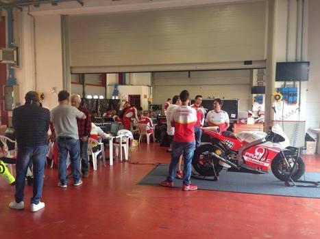 Ducati brings a new frame | Ducati news | Scoop.it