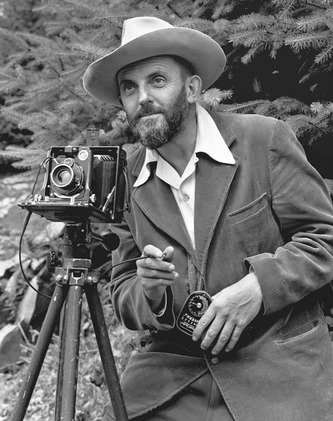 Celebrating the Iconic Works of Ansel Adams | Inspirational Photography to DHP | Scoop.it