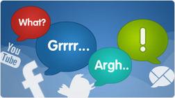 6 façons de gérer les commentaires négatifs des réseaux sociaux | Luc Koukoui | Scoop.it