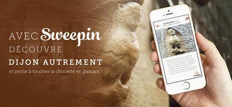#Sweepin, l'appli qui veut révolutionner le commerce et le tourisme | PressMyWeb | web 2.0, emarketing, ecommerce, nouvelles technologies | Infos e-tourisme FROTSI Bourgogne | Scoop.it