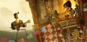 First Concept Art for del Toro-Produced Animation 'The Book of Life' - First Showing   Transmedia Means   Scoop.it