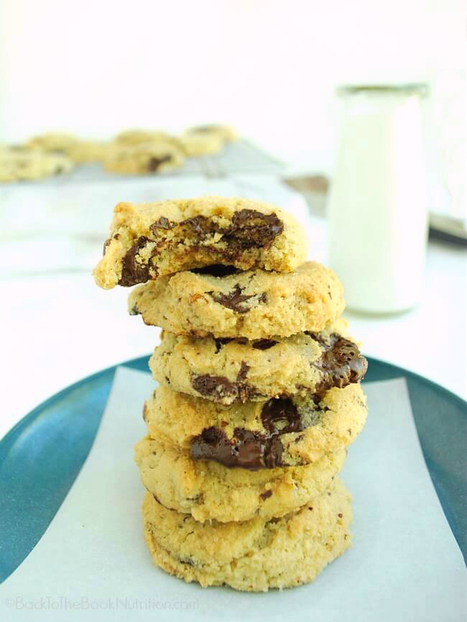 Grain Free Chocolate Chunk Cookies (that taste just like the real thing!) | Nutrition & Recipes | Scoop.it