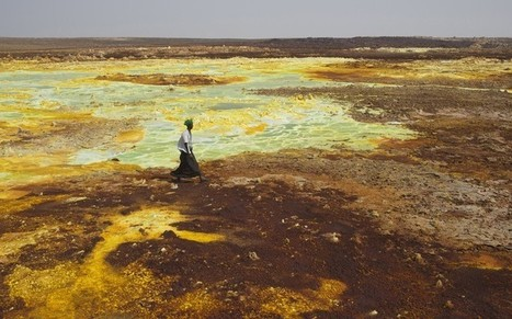 Gallery: Ethiopia's ancient salt trail | Archaeology News | Scoop.it