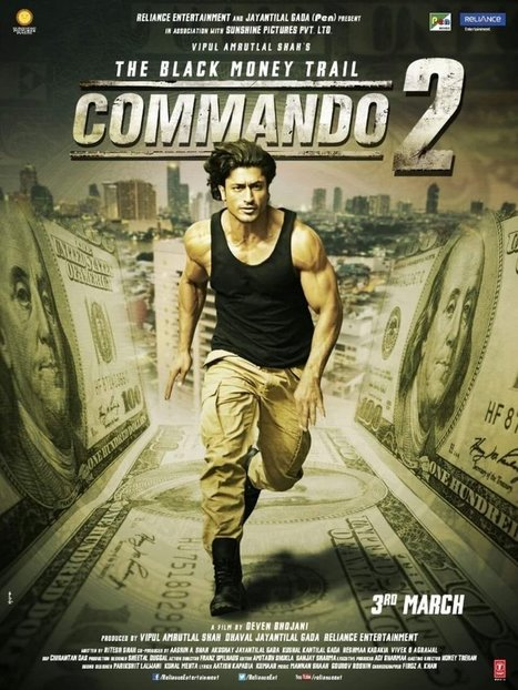 Commando 2 2017 Full Movie Watch Online Downloa