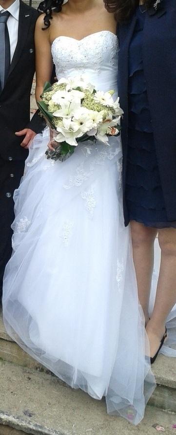 Robe de mariée  - Hauts de Seine | Robes de mariée d'occasion | Scoop.it