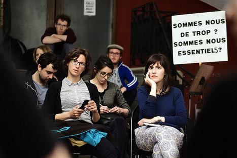Spectacle vivant : neuf mesures pour favoriser l'emploi | Danse contemporaine | Scoop.it
