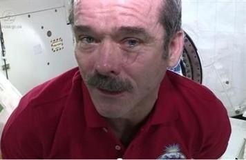 As lágrimas não caem no espaço - Ciência - DN com vídeo | Science, Technology and Society | Scoop.it