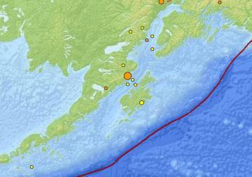 Moderate earthquake strikes in region of Alaska's dormant volcanoes | Alaska Special Interest News | Scoop.it