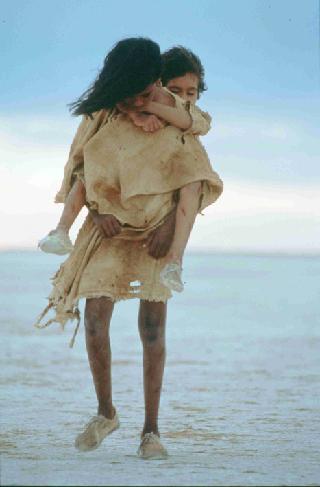 gracie from rabbit proof fence