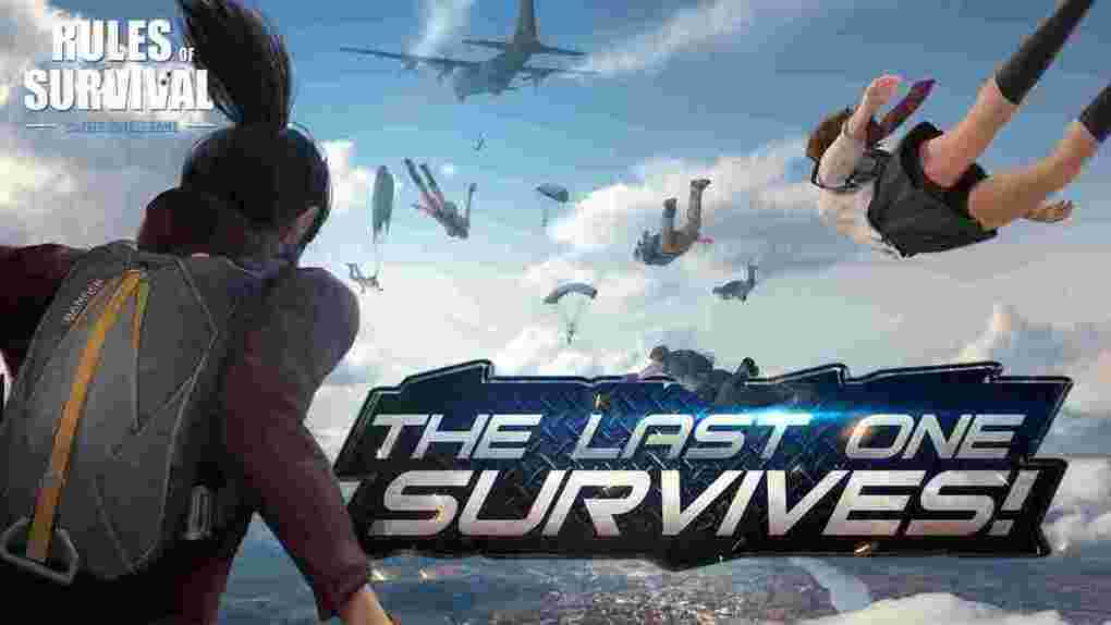 RULES OF SURVIVAL 1 121222 124678 Apk | games |