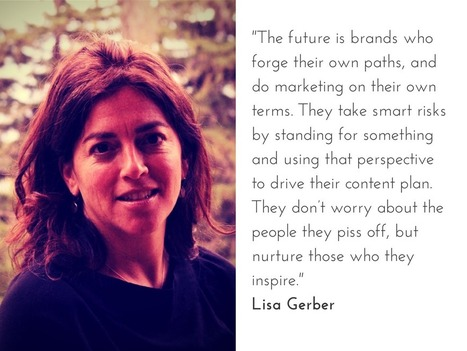The Future of Content Part 2: with Lisa Gerber | screen seriality | Scoop.it