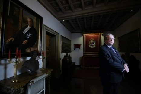 Ancient order of the Knights of Malta confronts modern world as it marks 900 years - World - Times Colonist | Archaeology News | Scoop.it