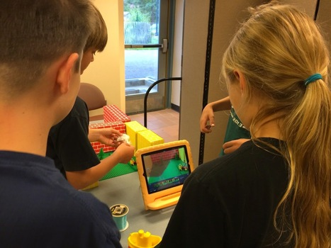 LIBRARY AS MAKERSPACE: DIY Club: Stop Motion Month | School Libraries and more | Scoop.it