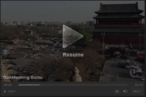 NYTimes Video: Transforming Gulou | Geography 200 | Scoop.it
