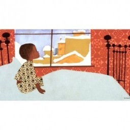 Kids' book 'The Snowy Day' is focus of US exhibit - The Times of Israel | children's books | Scoop.it