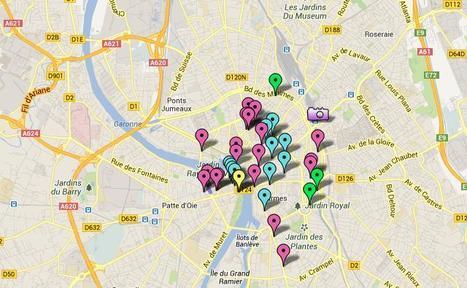 La carte interactive des expos du mois de la photo à Toulouse   Toulouse La Ville Rose   Scoop.it