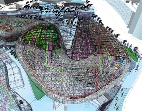 Transforming Dongdaemun Design Park + Plaza with BIM | BIM | Scoop.it