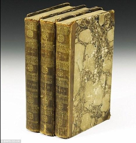 Emma, manuscrit rare de Jane Austen, rate ses enchères | Edition | Scoop.it