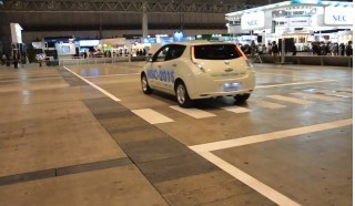 Move Over Google, Meet The Self-Driving Nissan Leaf | leapmind | Scoop.it