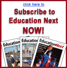 While K–12 Schools Resist, Digital Learning Disrupts Higher Education : Education Next | Tablet opetuksessa | Scoop.it