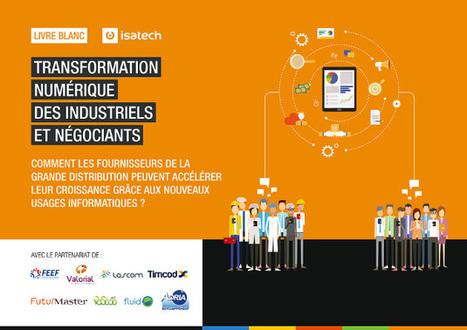 Transition digitale : une opportunité et non une contrainte avec Isatech | Les techniques, l'innovation, la recherche, l'économie et la commercialisation en agriculture | Scoop.it