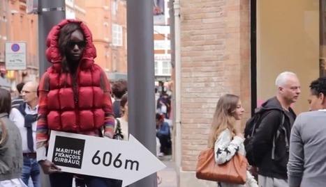 Streetplanneur » Marithé+François Girbaud organise le 1er défilé statique   eureka   Scoop.it