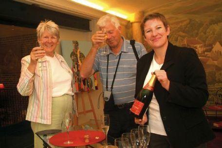 Devenez apprenti dégustateur   Aube en Champagne   Scoop.it